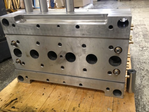 wad tool ejection plate